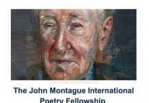 Fully Funded John Montague International Poetry Fellowship 2019 | How To Apply