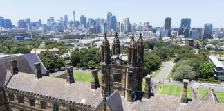 UNSW Mitchell History Award for International Students in Australia, 2019
