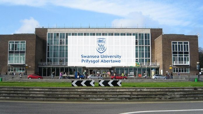 Fully Funded EPSRC CASE PhD Research Scholarships at Swansea University, UK