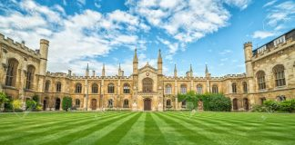 Grace and Thomas C. H. Chan Scholarships Fund International PhD Scholarship in UK