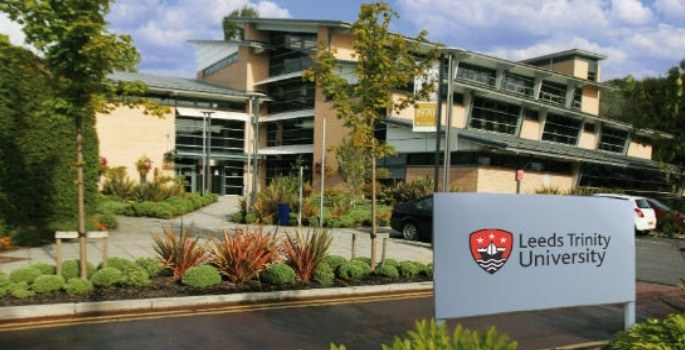 Leeds Trinity University International Bursary in the UK 2019