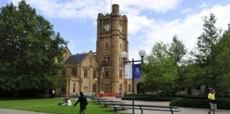 Melbourne University International Undergraduate Partner Scholarships in Australia