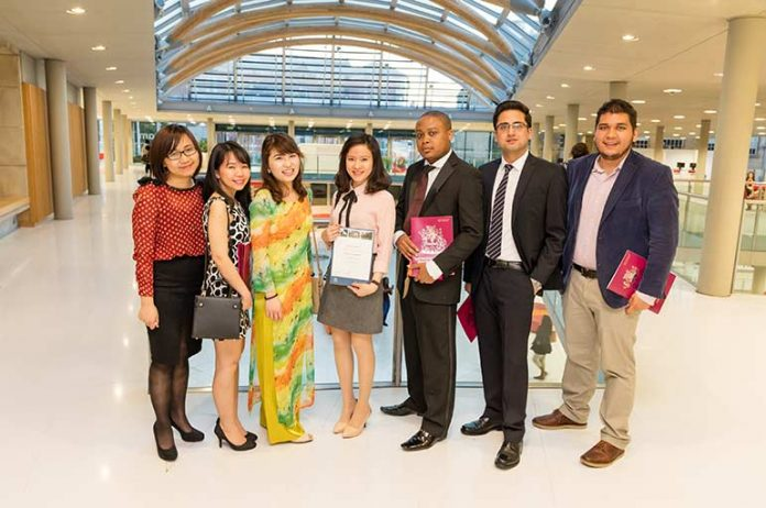 Nottingham Trent University Bursary Program in the UK