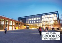 Oxford Brookes University RTPI Future Planners Bursary Program for UK and EU Students, 2019