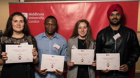 Redrow Aspirational Award for International Students in the UK, 2019