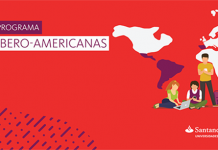 Santander IE-Digital DNA program for International Students, 2019