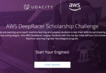 Udacity AWS DeepRacer Scholarship Challenge for International Students