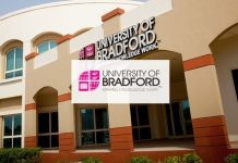 University of Bradford Emerald international awards in the UK, 2019