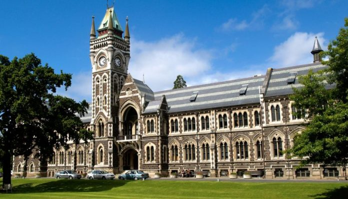 University of Otago Master of Finance funding for International Students in New Zealand