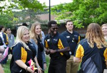 Wichita State University Freshmen merit awards in the USA, 2020