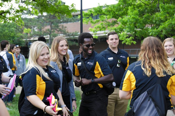 Wichita State University Freshmen merit awards in the USA, 2020