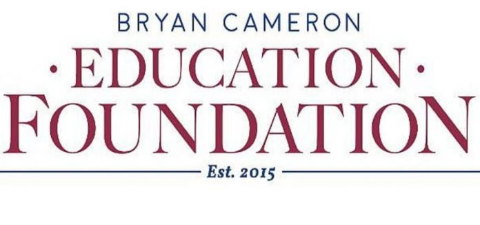 Bryan Cameron Impact Scholarship