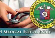 DOH scholarship