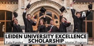 Leiden University Excellence Scholarships