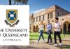 UQ High Achievers International Awards in Australia