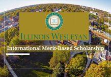 Illinois Wesleyan University Scholarships 2021