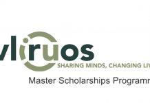 VLIR-UOS Training and Masters Scholarship