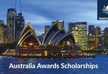 Australia Awards Scholarships 2021