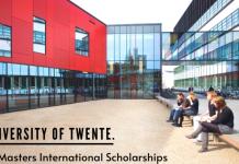 University of Twente Scholarships (UTS)