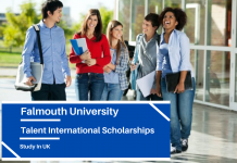 Falmouth University Talent International Awards