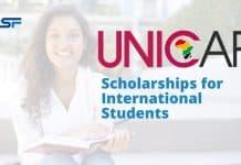 UNICAF Scholarship Program 2021