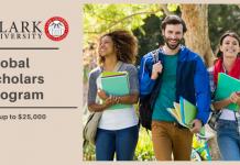 Clark Global Scholarship Program