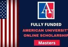 American University Online Scholarships Program