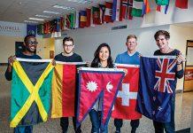 GSF - 2021 test Scholarships for International Students