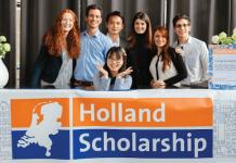 Holland Scholarship for Non-EEA International Students
