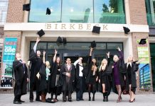 Birkbeck Global Future International Scholarship, UK