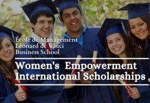 De Vinci Women's Empowerment International Awards, France