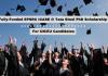 EPSRC iCASE and TATA Steel PhD Scholarship at Swansea University