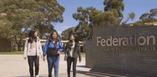 Federation University Wai-man Woo International Scholarship, Australia