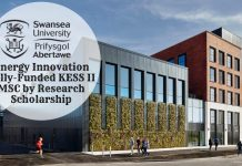 MSc by Research Scholarship at Swansea: Upcycling surgical facemasks