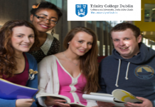 Government of Ireland Scholarships for Non-EEA Students at Trinity College Dublin