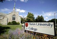 Huron at Western University International Entrance Scholarships