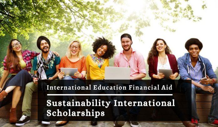 IEFA Sustainability Scholarships for International Students