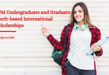 IUM Undergraduate and Graduate Merit-based International Awards