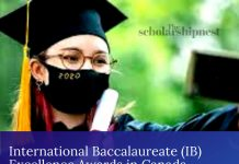 International Baccalaureate (IB) Excellence Awards