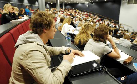 International Baccalaureate Scholarships at BI Norwegian Business School