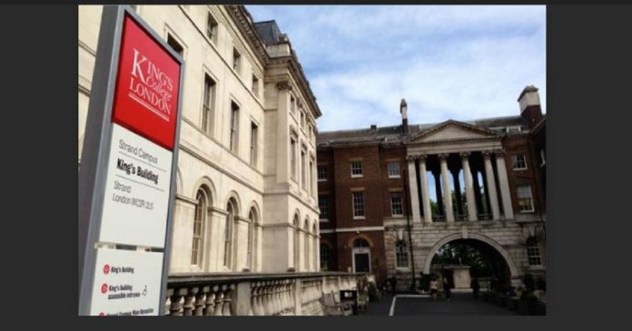 King's College London Hans Rausing International Awards