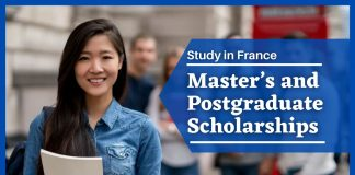 Master's and Postgraduate Placements in France