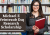 Michael E Weintraub Esq Scholarships in USA