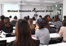 Mike Giannulis Grant in the United States