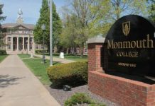 Monmouth's Academic Excellence International Awards in USA