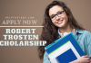 Robert Trosten Scholarships