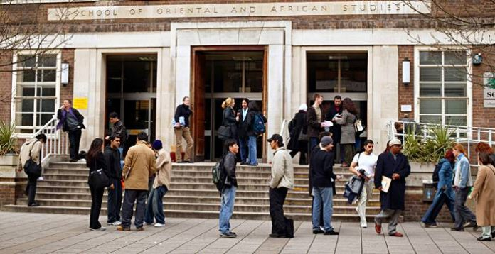 SOAS University of London International postgraduate placements for American Students in UK