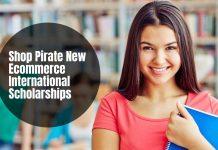 Shop Pirate New Ecommerce International Awards