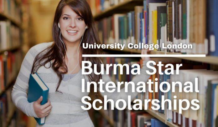 UCL Burma Star International Awards, UK