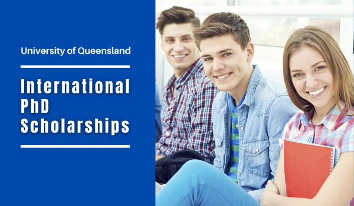 UQ International PhD Positions in Automation of Cyber Software Security